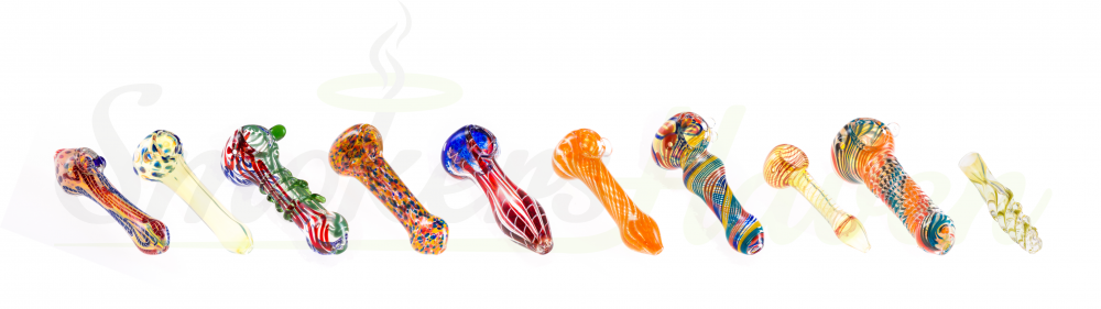 Handpipe lineup many styles