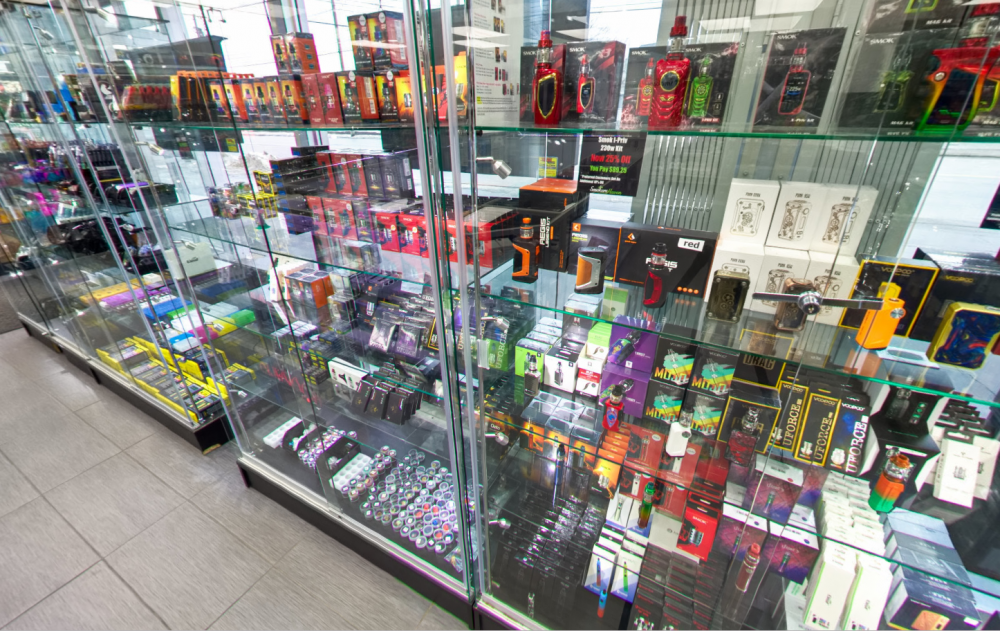 Manchester subohm vapes accessories