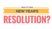 What's your new years resolution?