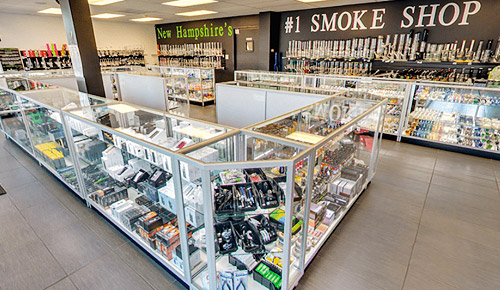 Vaping products, mods, roll your own - Smokers Haven Laconia, NH