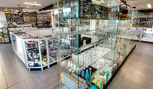 Huge selection of smoking products - Smokers Haven Manchester