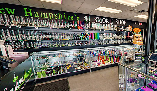 Vaping products, mods, roll your own - Smokers Haven Manchester West, NH