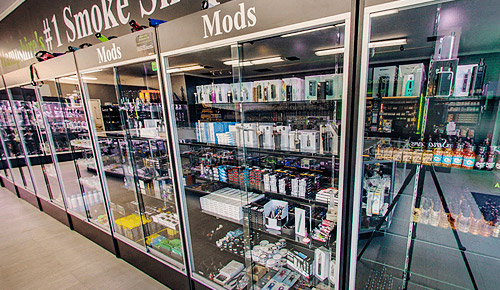 Vaping products, mods, roll your own - Smokers Haven Nashua, NH